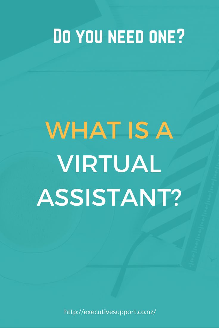 A Virtual Assistant is your modern multi-skilled remote assistant who can help you grow your business online from their home.
