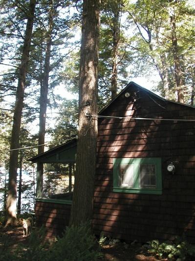 Loon Island Adirondack Cabin Rentals