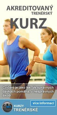 Akreditované kurzy - trenér fitness - trenérské kurzy