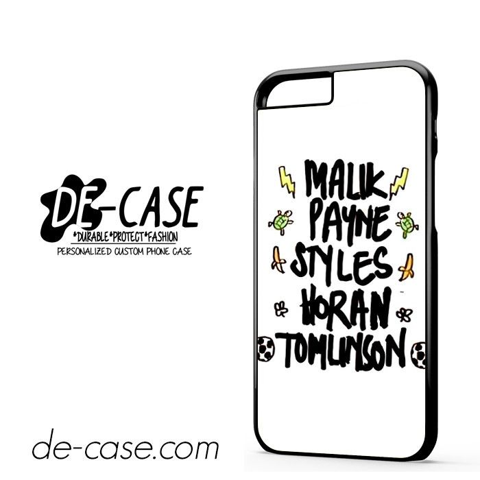 One Directin Names DEAL-8189 Apple Phonecase Cover For Iphone 6 / 6S