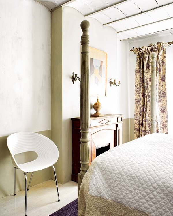 Two tone #interior #living #home #homedeco #wallinspiration #painting #twotone