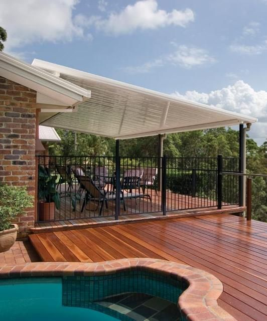 Balcony Garden Ideas Australia: 48 Best Images About Decking On Pinterest