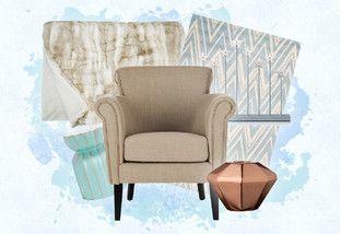 Machen Sie sich bereit für winterliche Pracht: Deko, Leuchten und Spiegel bringen das schneeweiße Strahlen von Eiskristallen in Ihre vier Wände. Gemütliche Sessel, Teppiche und Decken lassen es Ihnen dabei warm ums Herz werden.