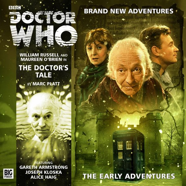 1.2. The Doctor's Tale