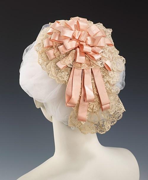 Evening dress ca. 1860's