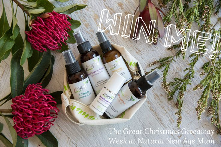Happy Skincare Giveaway