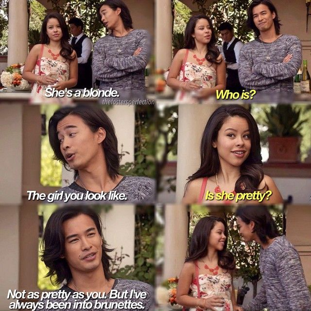 Mat/Mariana (The Fosters)
