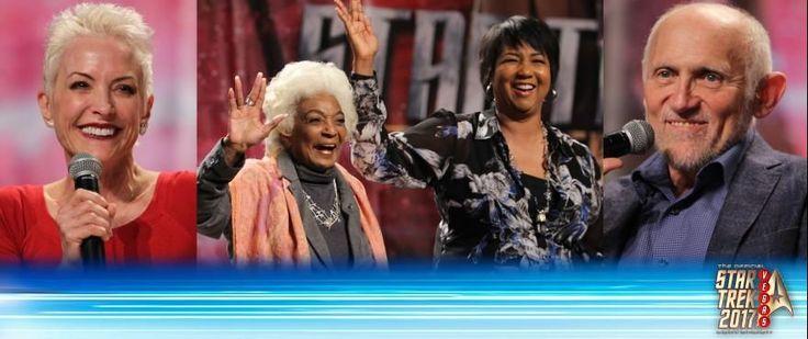 Mae Jemison & Nichelle Nichols Kickoff STLV17