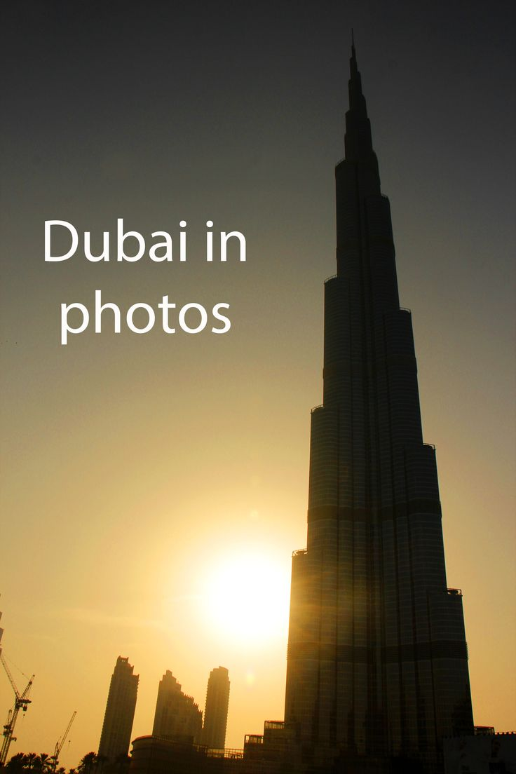 Crazy Dubai in photos! http://aworldofbackpacking.com/dubai-billeder/