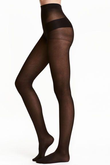 70 denier support tights | H&M