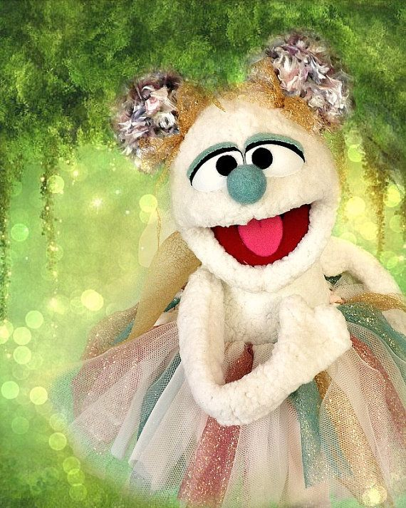 Puppet Professional Puppet Hand Puppet by OutofCharacterCreate More