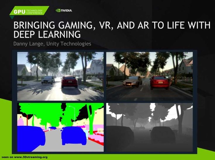 @Unity3D Brings Gaming #VR and #AR to Life with Deep Learning (1/1) - #STEREOSCO