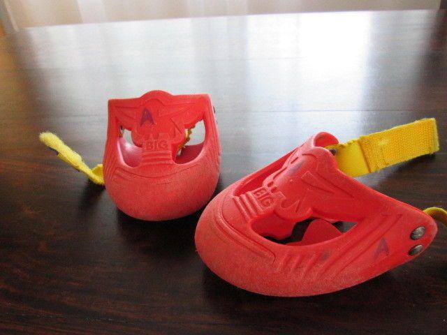 Bobbycar-Schuhe Gr. etwa bis 27