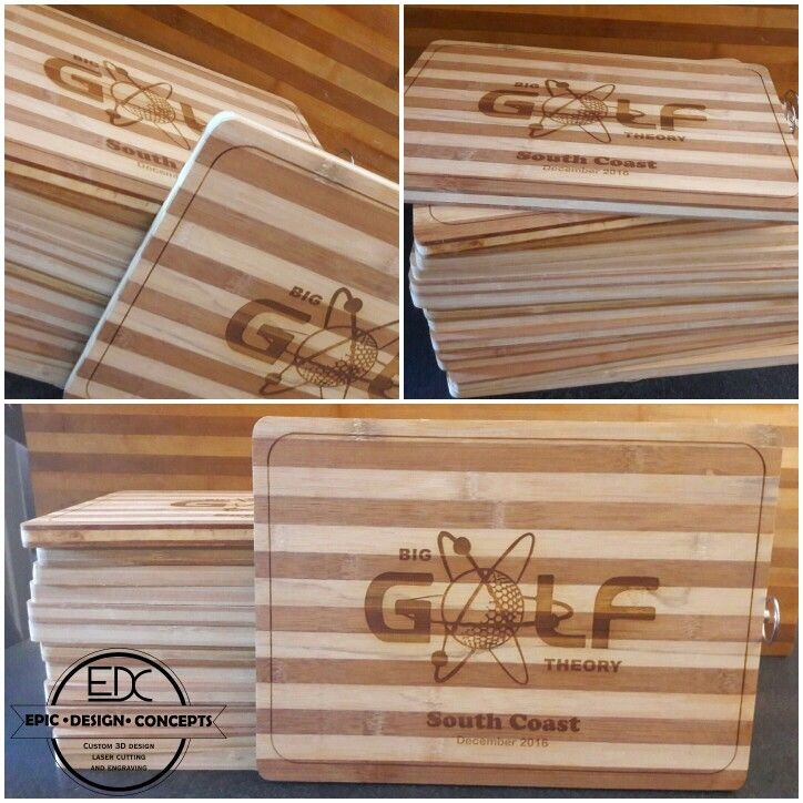 Bamboo cutting boards-corporate #bamboo #cuttingboard #corporate