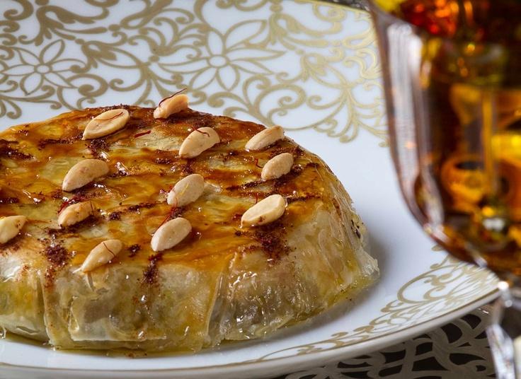 Pastilla at La Grande Table Marocaine, at the #RoyalMansour