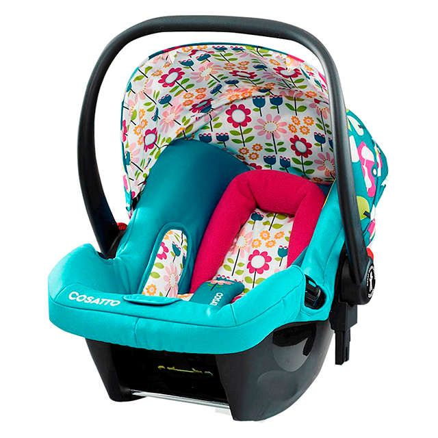 BuyCosatto Giggle Hold Group 0+ Car Seat, Happy Camper Online at johnlewis.com
