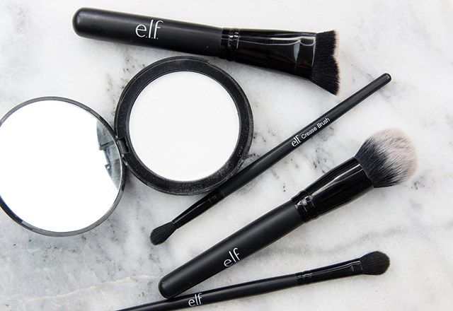 elf makeup review and tutorial