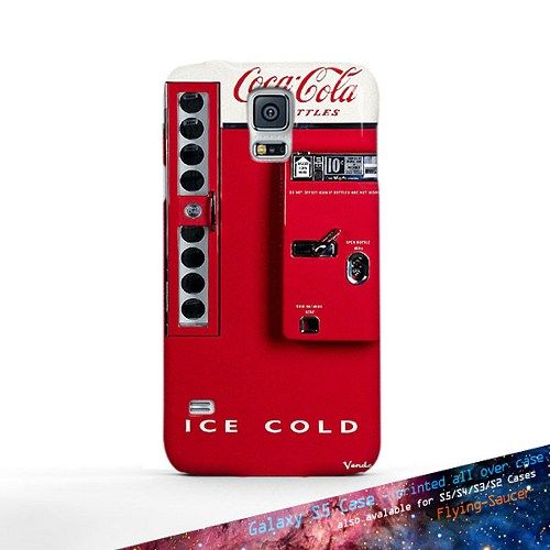 coca cola vending machine cost