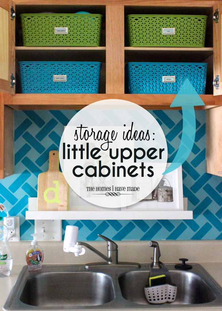 storage ideas for little upper cabinets organization ideas kitchen cabinet storage upper. Black Bedroom Furniture Sets. Home Design Ideas