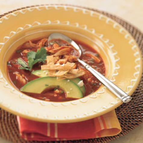 Tortilla Soup   Williams Sonoma