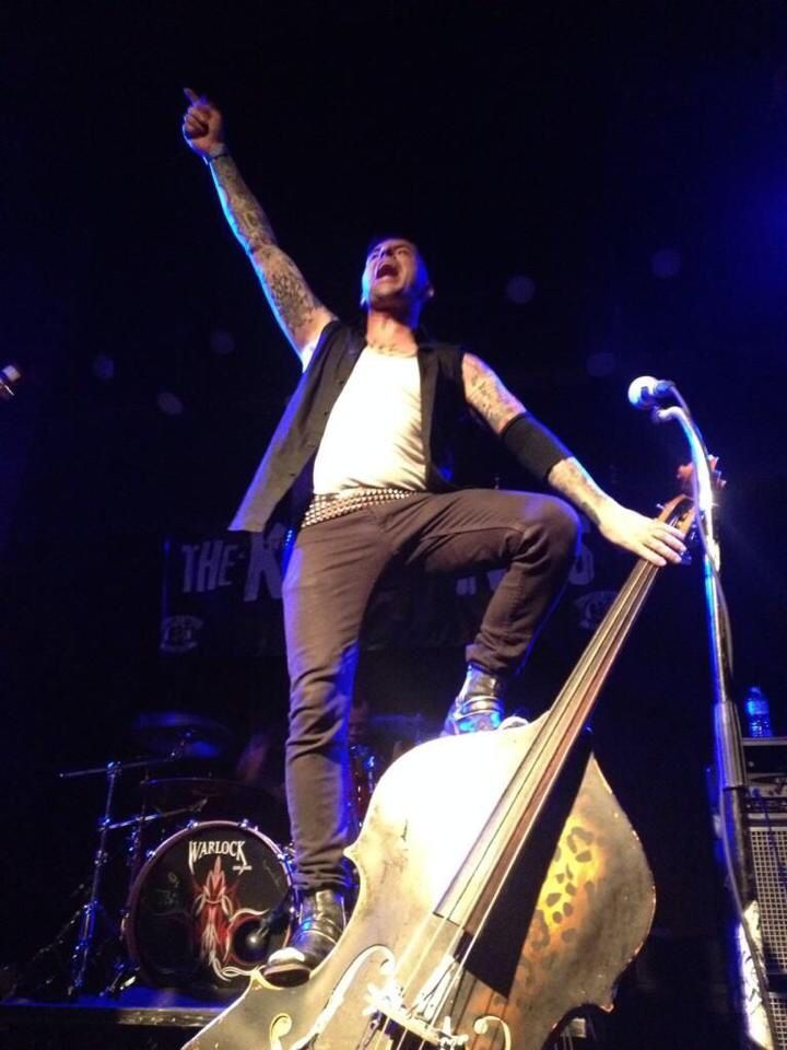 Koffin kats  Rockabilly band loved the show !!