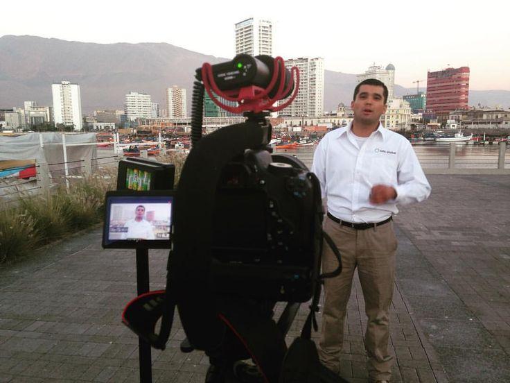 Hoy conversamos con Nicolas Urrutia de GNS Global, marca desarrollada en Dilab studios y ahora desarrollando #videospromocionales para proyectos empresariales.