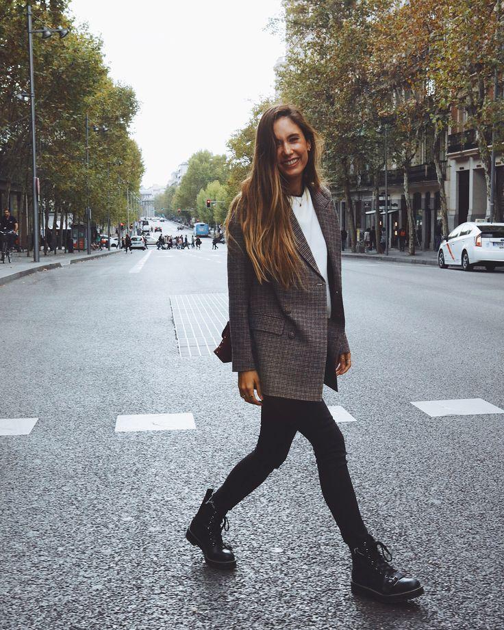 "31.2 mil Me gusta, 80 comentarios - Grace Villarreal (@gracyvillarreal) en Instagram: ""Madrid.  . . Pic: @donungaro"""
