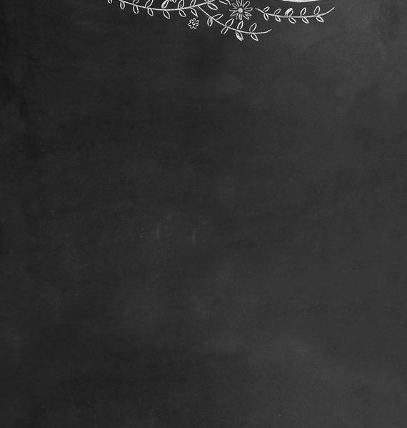 Blank Chalkboard Menu World Of Printable And Chart Throughout