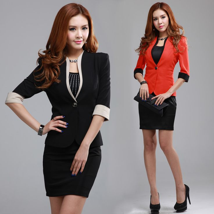 trajes formales para dama \u2026