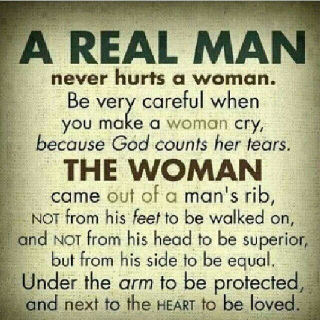 A man and a woman quotes