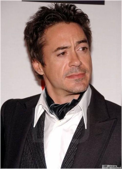 Robert, looking quite Sherlocky.