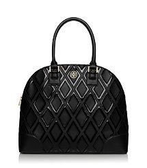 Robinson Patchwork Dome Satchel