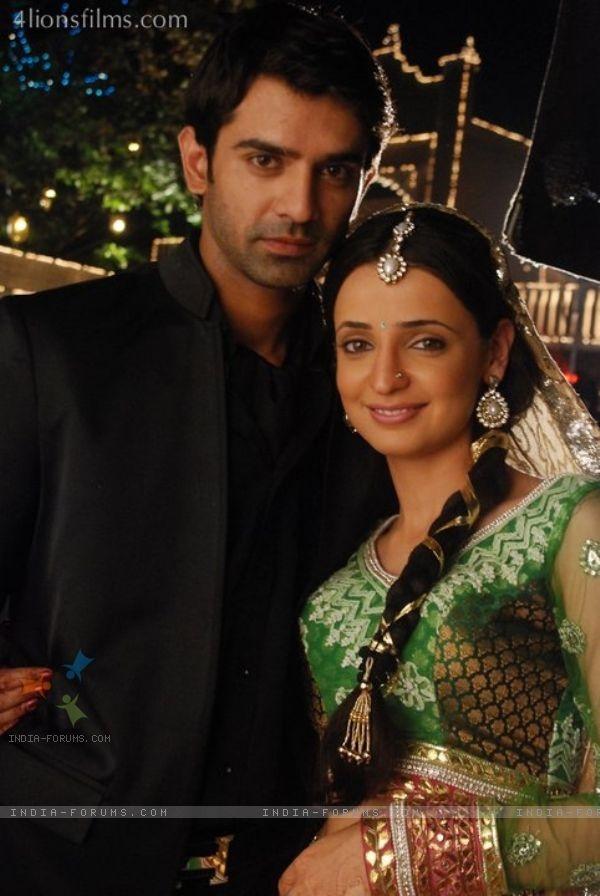 Still image of Arnav and Khushi