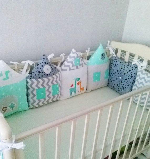 Ensemble tour de lit literie pour bébés lit tour de lit