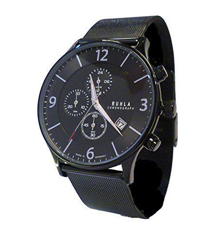 Garde' Ruhla Uhren aus Ruhla Herrenuhr RUHLA Chrono 18362…
