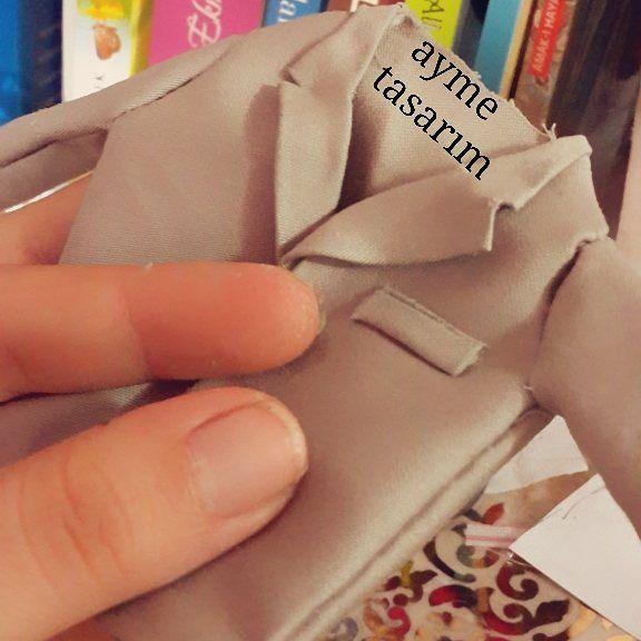 Takımın ceketi hazııııırr  #sipariş #miniature #minyatür #bezbebek #tasarım #instalike #hediyelik #hatıra #dikiş #takım #ceket #çalışma #ayrıntıönemli #aymetasarım