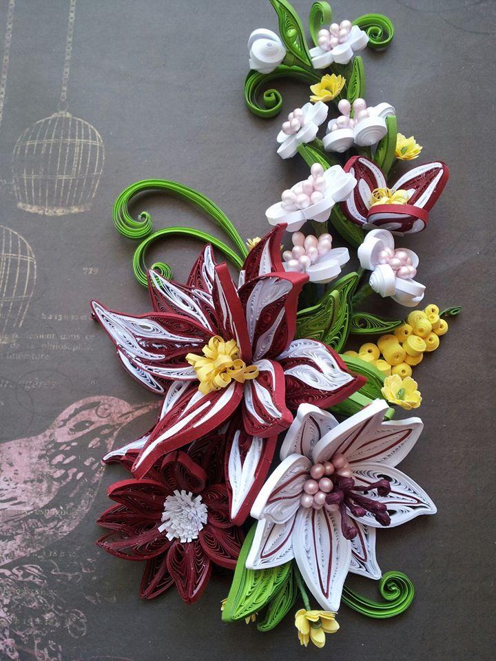 Craft Flowers Uk
