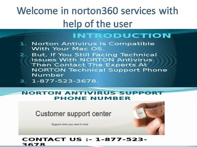 norton antivirus desk support number @1-877-523-3678 us/canada
