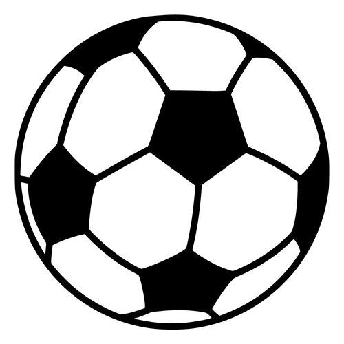 Soccer Ball Laptop Car Truck Vinyl Decal Window Sticker PV403