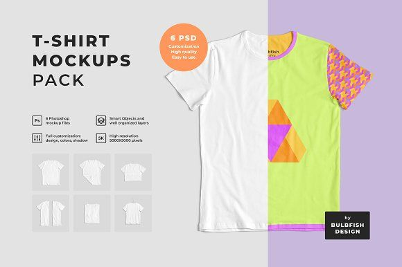 Download Customizable T Shirt Mockups Pack Psd Mockup Template Tshirt Mockup Design Mockup Free