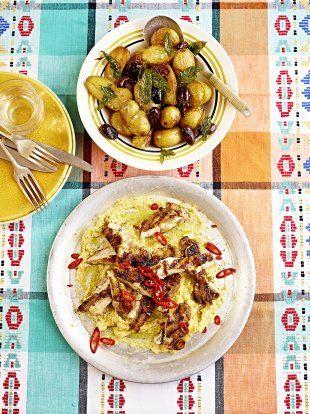 Aji de Gallina | Chicken Recipes | Jamie Oliver