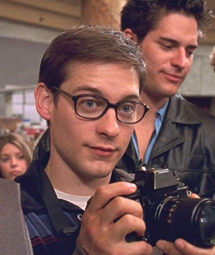 Marvel in film n°6 - 2002 - Spider-Man - Tobey Maguire as Peter Parker
