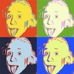 Andy Warhol Pop Art | Impression Pop Art : Portrait & Photo sur Panneau & Canvas par DPI