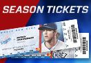 Season Tickets to see the Los Angeles Dodgers!!!