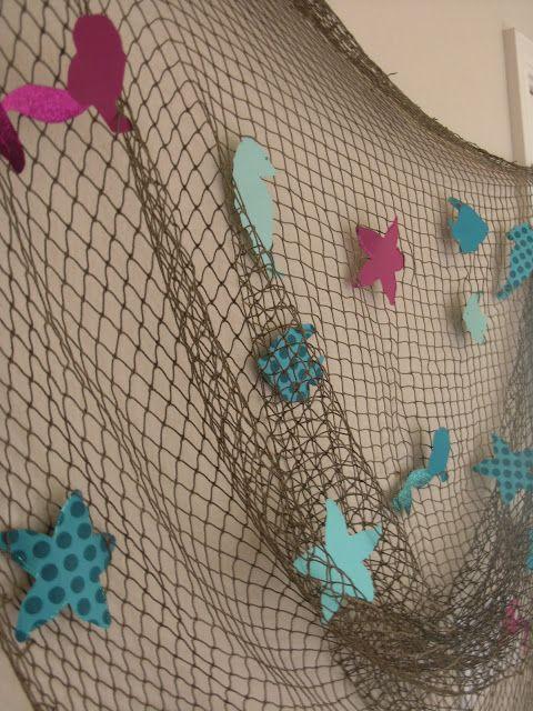 Mermaid Party Decor