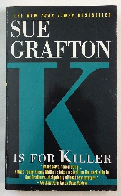 sue grafton abc mystery series-#19