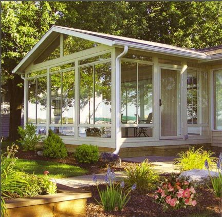 Sun room ~ green house
