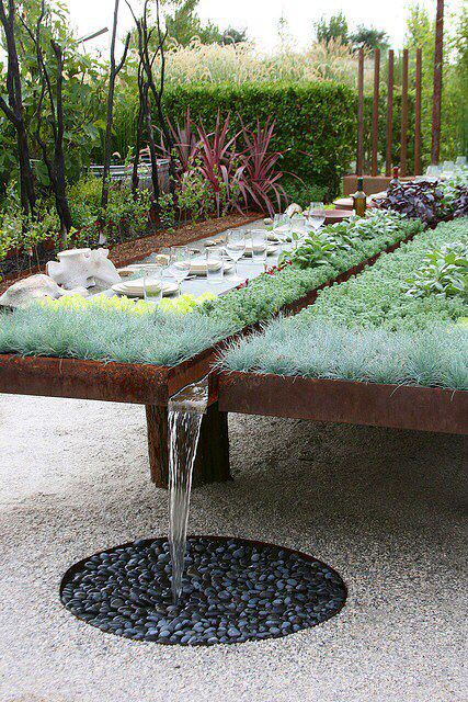 Love this water feature