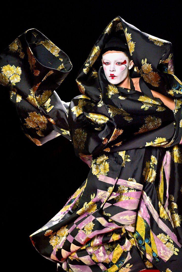 John Galliano for The House of Dior,  Spring/Summer 2003, Haute Couture