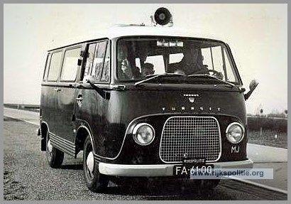 GSA 1965 Ford Transit FA-61-00 BL(7V)